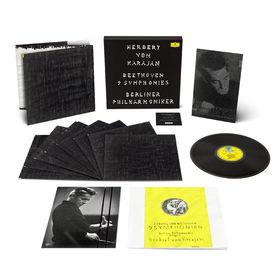 DG120, Gregor Hildebrandt Herbert von Karajan Beethoven 9 Symphonies,