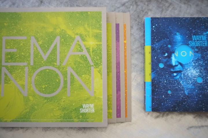 Emanon - Live Unboxing