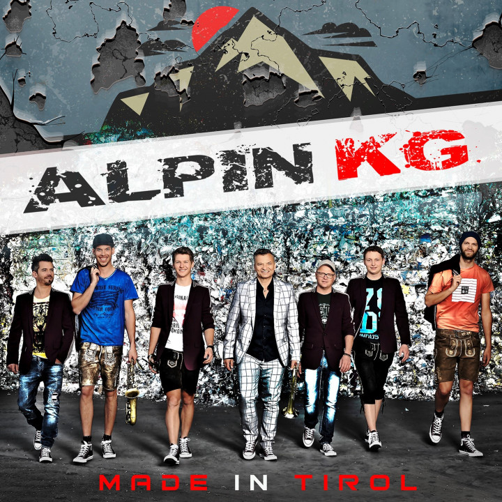 Alpin KG - Made in Tirol - Single