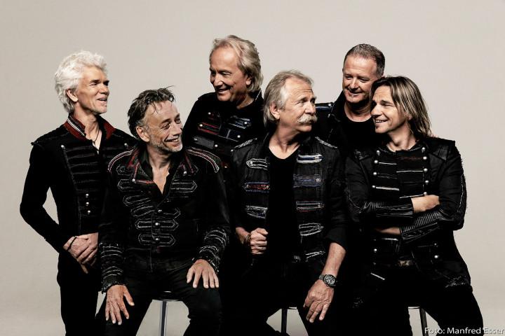 Höhner Gruppenfoto