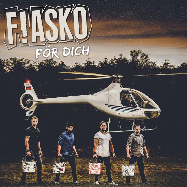 Fiasko - För dich - Single Cover - web