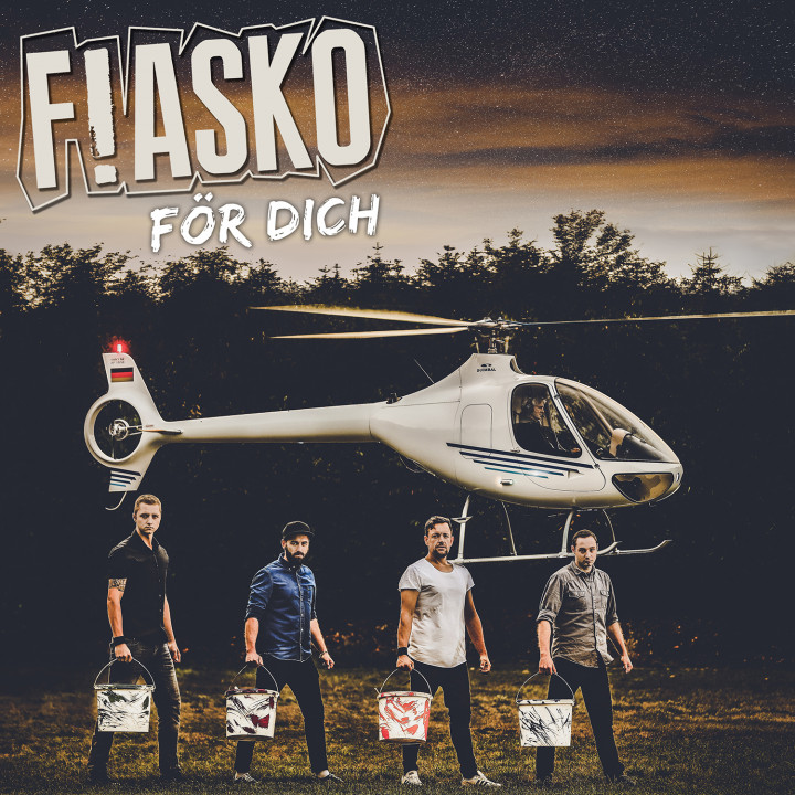 Fiasko - För dich - Single Cover - web