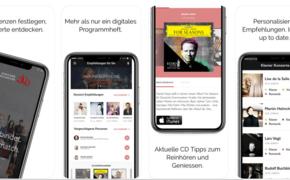 Daniel Hope, Das Zürcher Kammerorchester stellt neue App Perfect Match vor