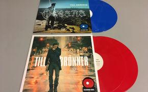 JazzEcho-Plattenteller, Blau, Rot, Limitiert - Till-Brönner-Klassiker als Deluxe-Vinyl
