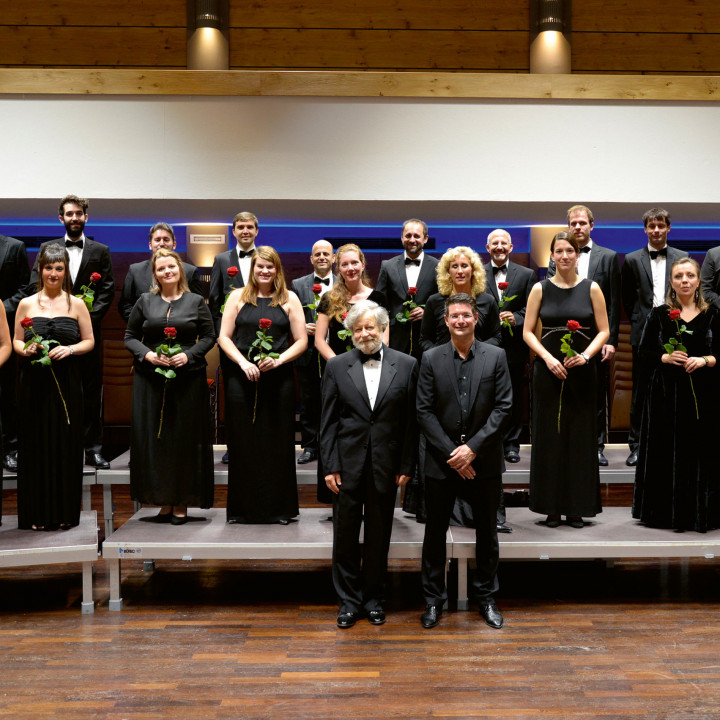 Morten Lauridsen, Nicol Matt, Chamber Choir of Europe