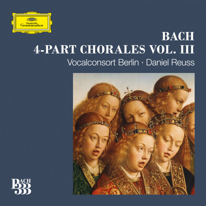 Bach 4-Part Chorales Vol. 3