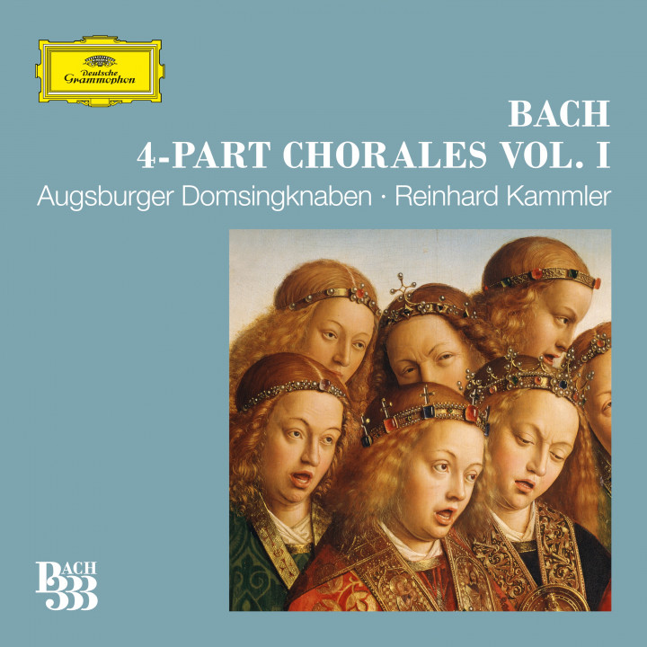 Bach 4-Part Chorales Vol. 1