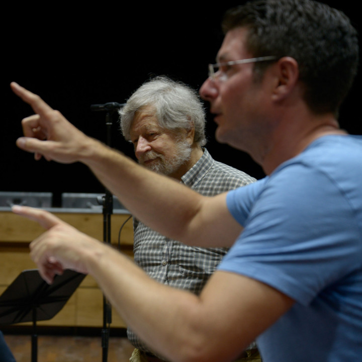 Morten Lauridsen, Nicol Matt