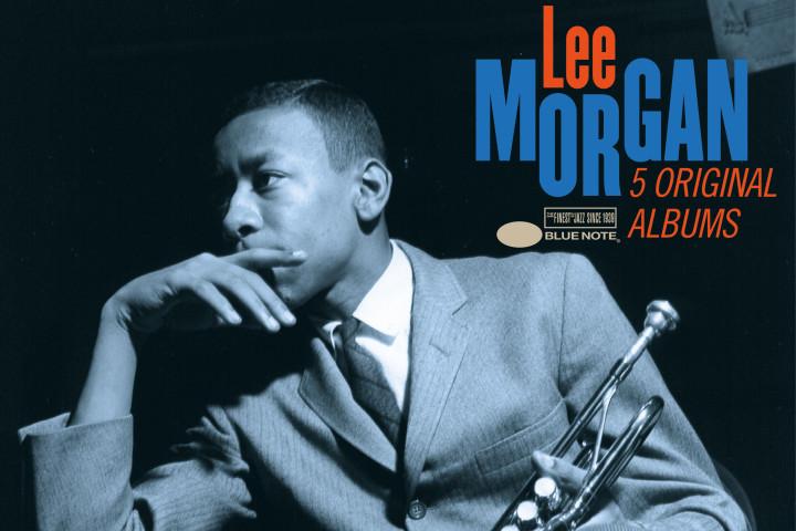 5 Original Albums - Lee Morgan