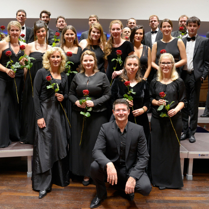 Nicol Matt, Chamber Choir of Europe