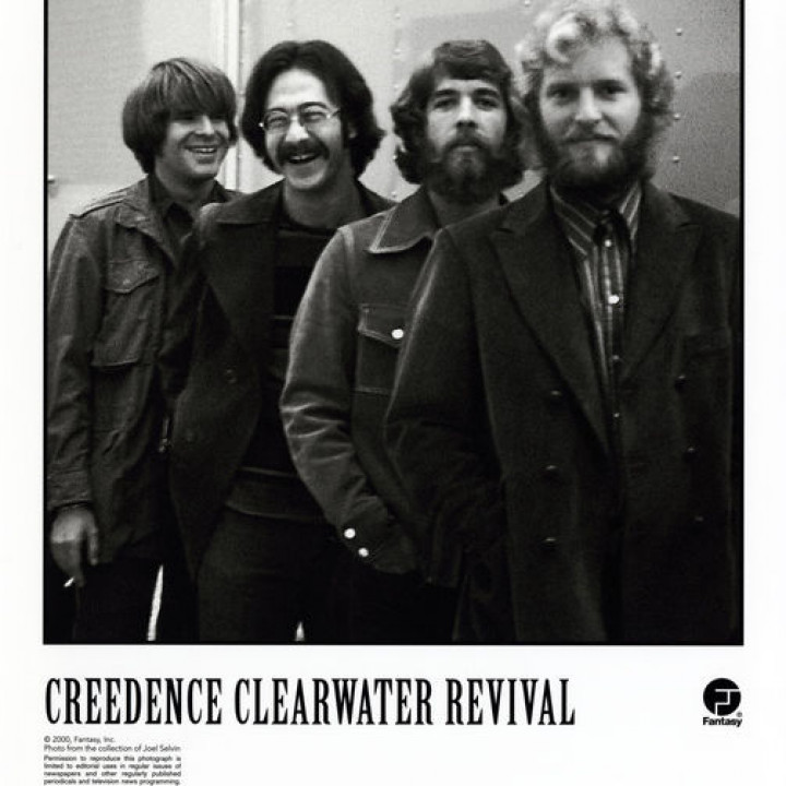 Creedence Clearwater Revival 18__