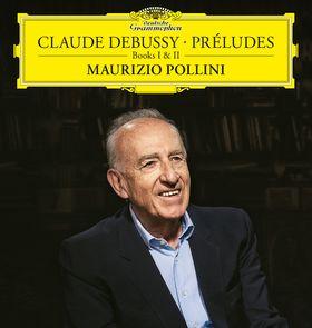 Maurizio Pollini, Debussy Préludes, 00028948358991
