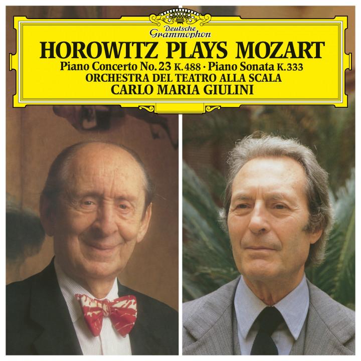 Vladimir Horowitz - Horowitz plays Mozart