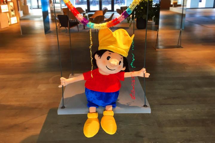Newsbild der kleine König hat Geburtstag 40