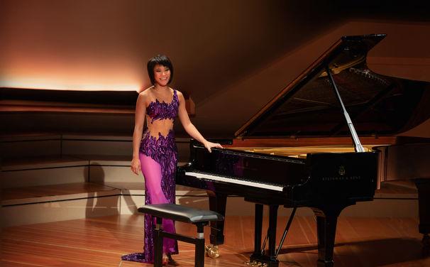 Yuja Wang, Berliner Sternstunde - Yuja Wangs Live-Album The Berlin Recital überzeugt durch atmosphärische und musikalische Brillanz