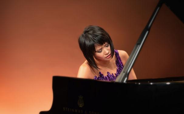 Yuja Wang, Yuja Wang Live im Wiener Konzerthaus