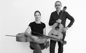 Anja Lechner, Friedliche Aura der Nacht – Anja Lechner und Pablo Márquez spielen Schubert