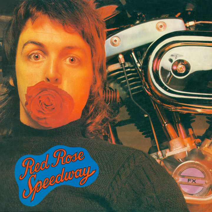 Red Rose Speedway (Re-Issue)