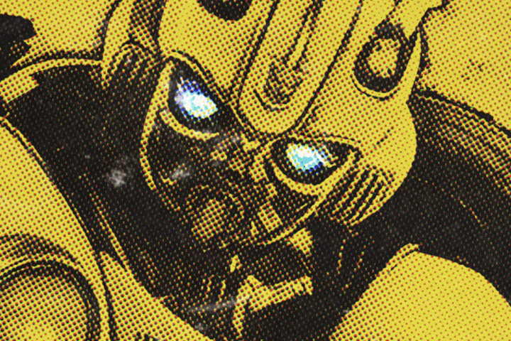 Bumblebee OST Press 2018 1