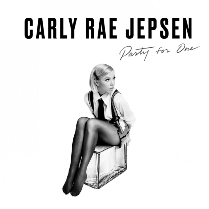 Carly Rae Jepsen - Party For One Single Cover
