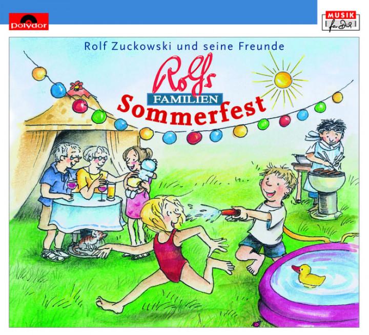 Rolfs Familien Sommerfest