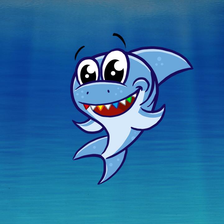 Hainer der kleine Hai (Artistbild)