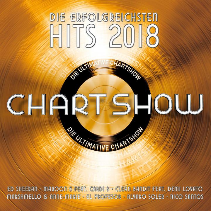 Die ultimative Chartshow - Die erfolgreichsten Hits 2018