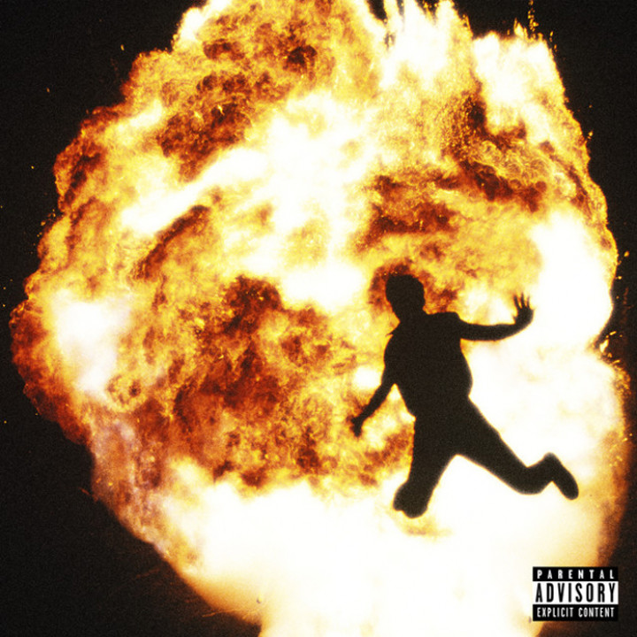 Metro Boomin - Not All Heroes Wear Capes Album Cover