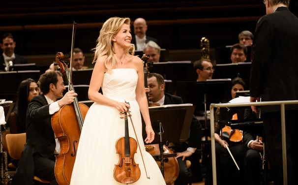 DG120, Deutsche Grammophon feiert ihr 120-jähriges Jubiläum in der Berliner Philharmonie mit den Klassik-Stars Anne-Sophie Mutter und Lang Lang
