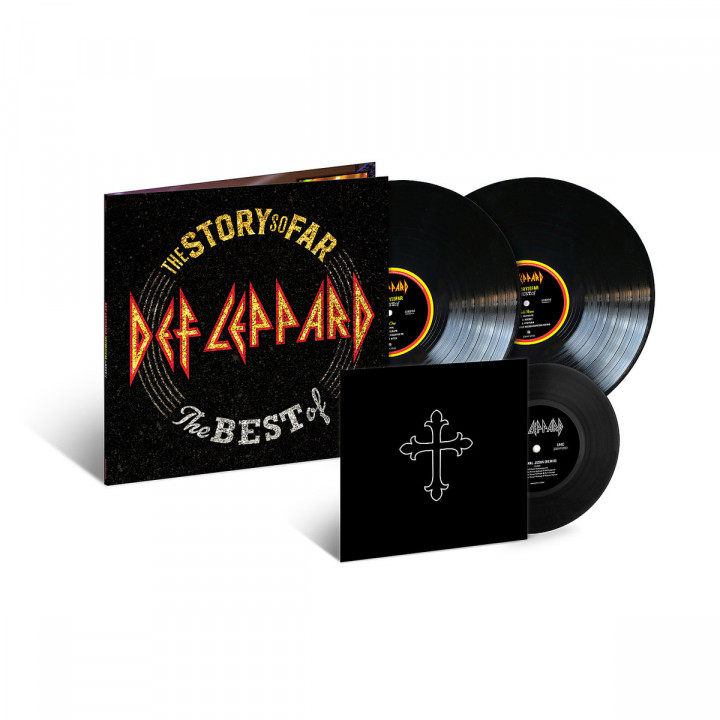 The Story So Far: The Best of Def Leppard (2LP)