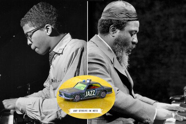 Auf Streife im Netz, In Walks Herbie - Namensänderung beim Institute of Jazz