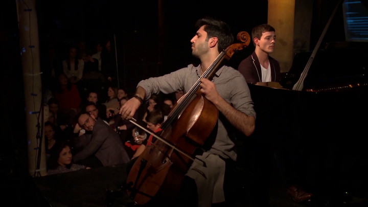 Vali: Persian Folk Songs - The Girl From Shiraz & Love Drunk  (Live from Yellow Lounge Berlin/ 2018)