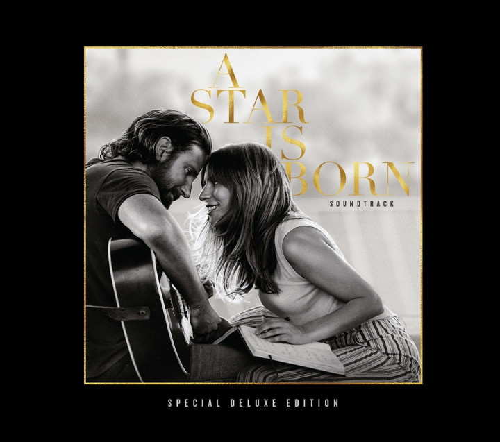 A Star is born deluxe set