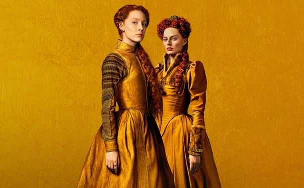 Max Richter, Machtkampf zweier Monarchinnen: Max Richters neue Musik zum Film Maria Stuart, Königin von Schottland