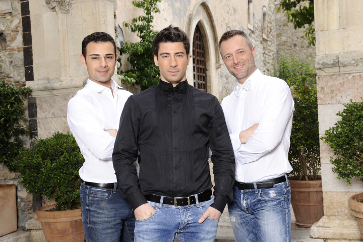 The Italian Tenors Pressefoto