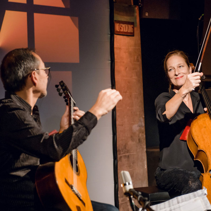 Pablo Márquez, Anja Lechner