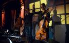 Yellow Lounge, Beseeltes Publikum – Anja Lechner und Pablo Márquez in der Yellow Lounge