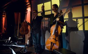 Yellow Lounge, Beseeltes Publikum – Anja Lechner und Pablo Márquez in der ...
