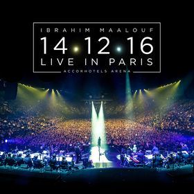 Ibrahim Maalouf, 14.12.16 - Live In Paris, 00602577018312