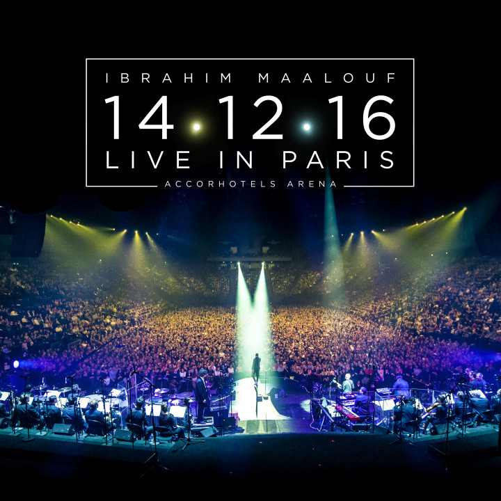 Ibrahim Maalouf - Live In Paris
