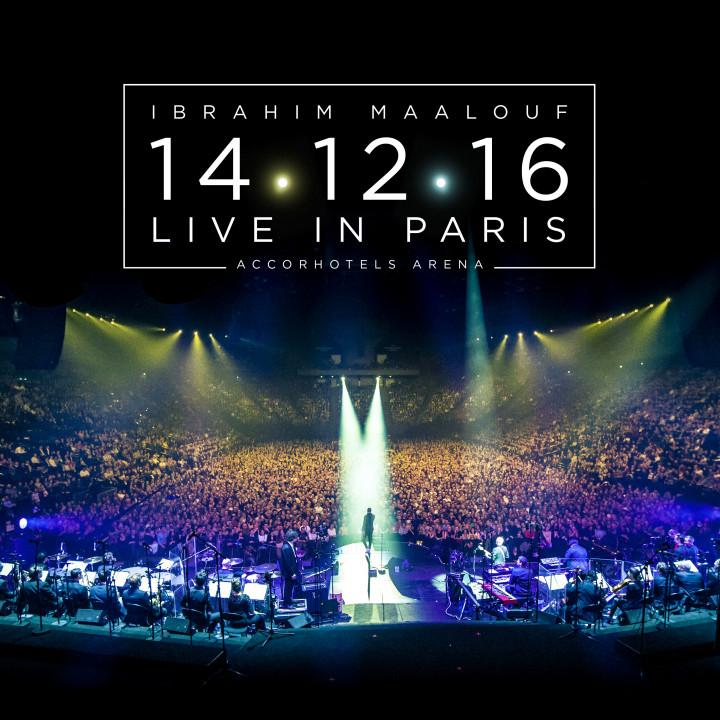 Ibrahim Maalouf - Live In Paris