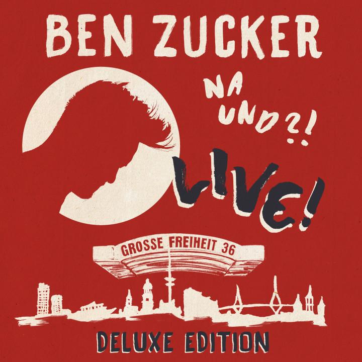 Ben Zucker Na und Live Deluxe