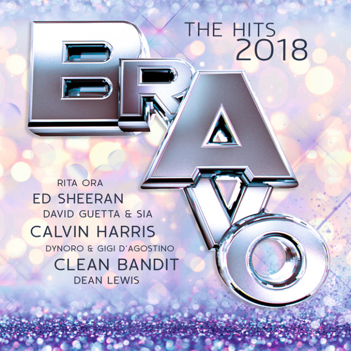 Bravo Hits 2018 Cover