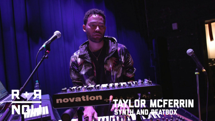 R+R=NOW (Behind The Sound with Taylor McFerrin)