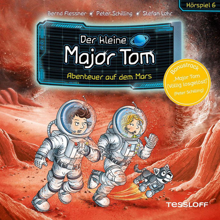 06: Abenteuer auf dem Mars (Hörspiel)