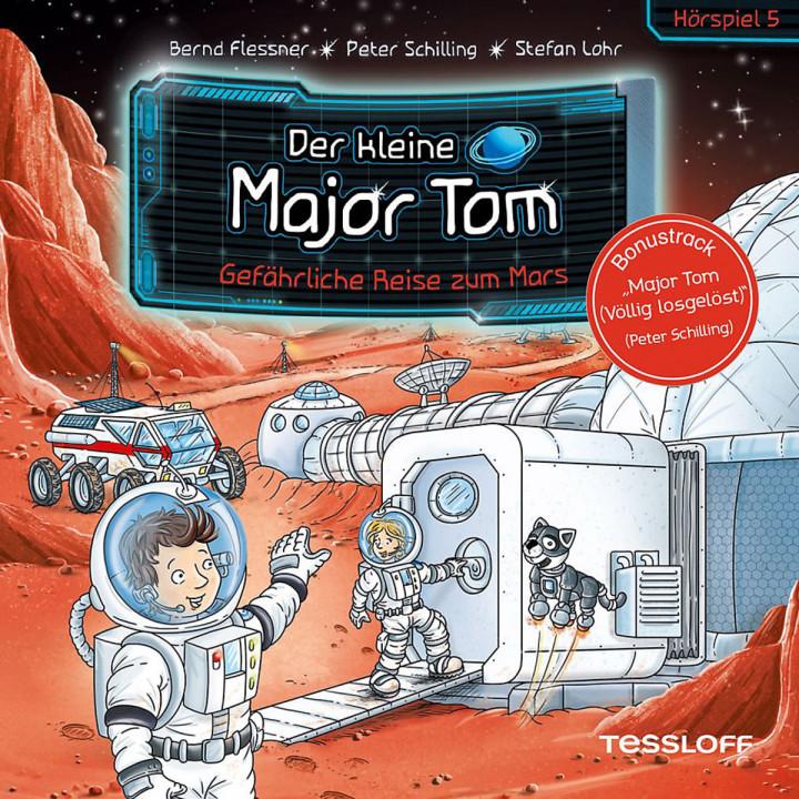 05: Gefährliche Reise zum Mars (Hörspiel)