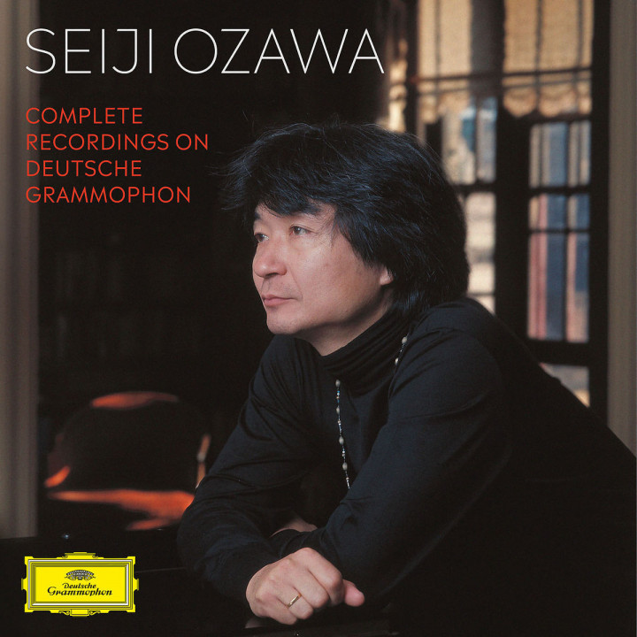 Seiji Ozawa: The Complete Deutsche Grammohpon Recordings: Set
