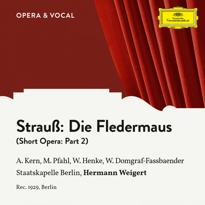 Strauss: Die Fledermaus: Part 2
