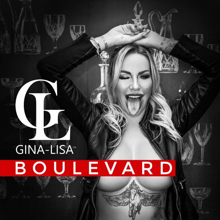 "Gina Lisa ""Boulevard"" Single"