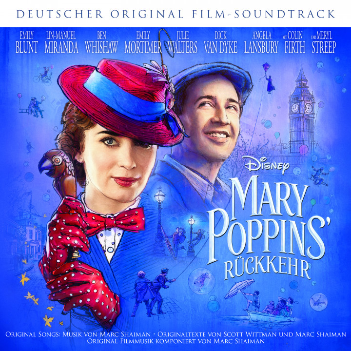 Mary Poppins Rückkehr deutsch